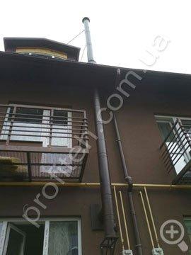 Дымоходы для частных домов