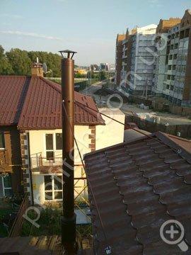 Дымоходы для частных домов купить